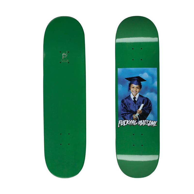 FUCKING AWESOME KEVIN BRADLEY CLASS PHOTO DIPPED DECK  (8.5 x 32.1inch)
