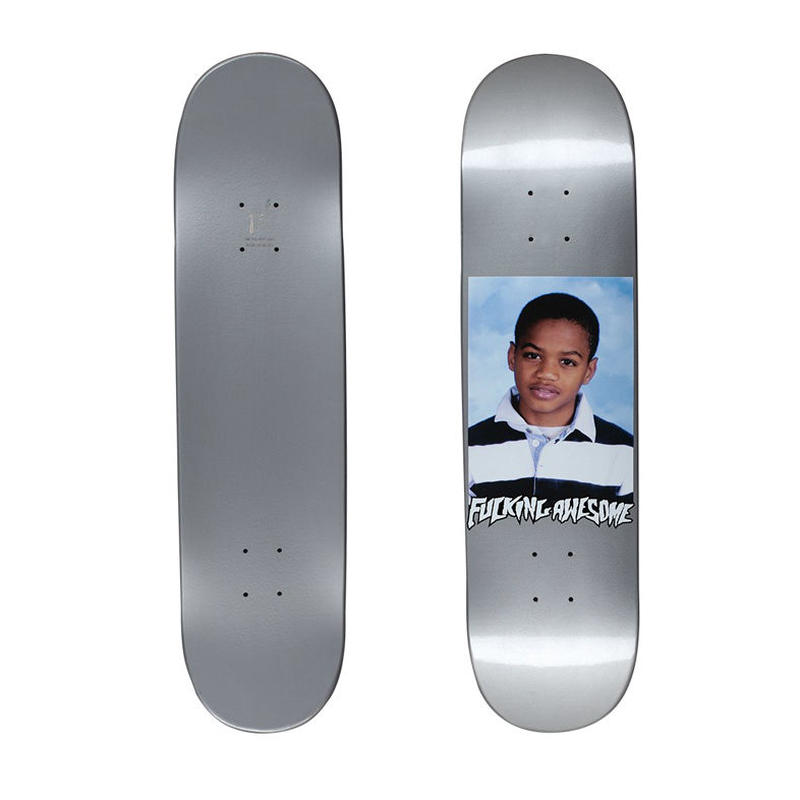 FUCKING AWESOME TYSHAWN JONES CLASS PHOTO DIPPED DECK  (8.18 x 31.1inch)