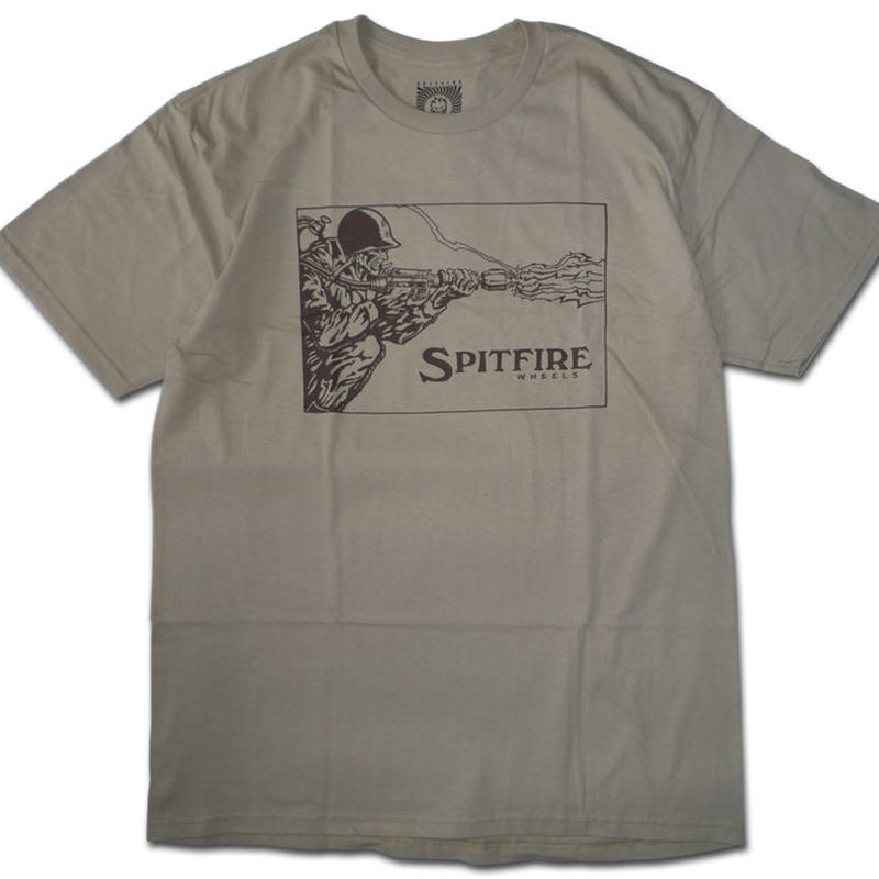SPITFIRE FLAME THROWER TEE