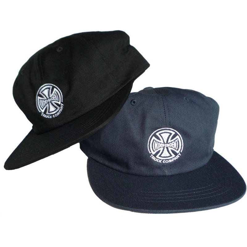 INDEPENDENT TRUCK COMPANY EMBROIDERY SNAPBACK CAP