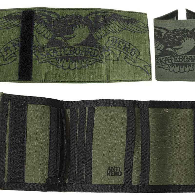 ANTI HERO EAGLE VELCRO WALLET