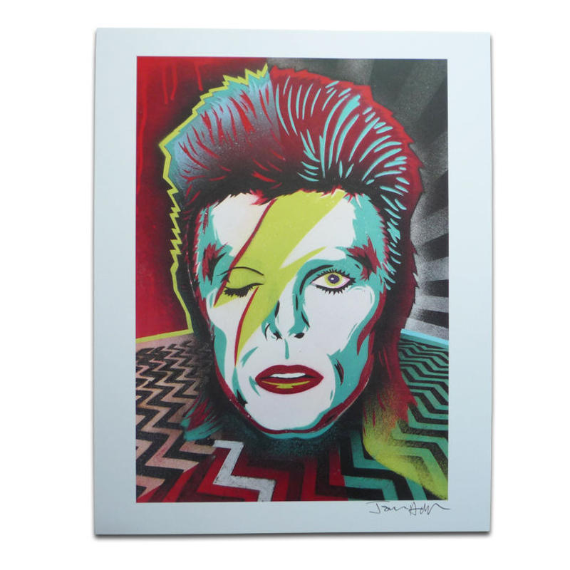 LOST HIGHWAY DAVID BOWIE POSTER