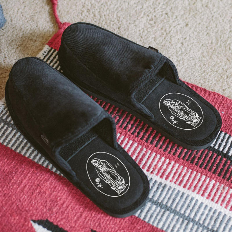 BRIXTON JASON JESSEE MADRE SLIPPERS