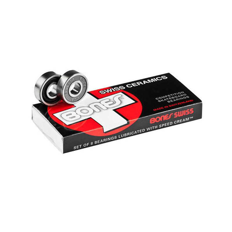 BONES BEARINGS  SWISS CERAMICS  BEARINGS