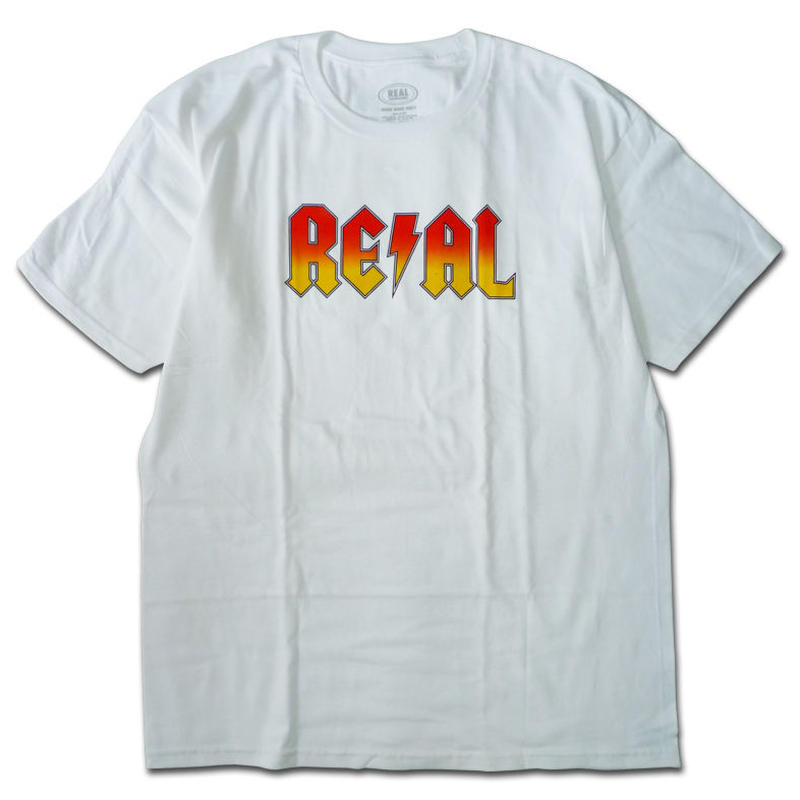 REAL DEEDS HIGHWAY TO HELL TEE