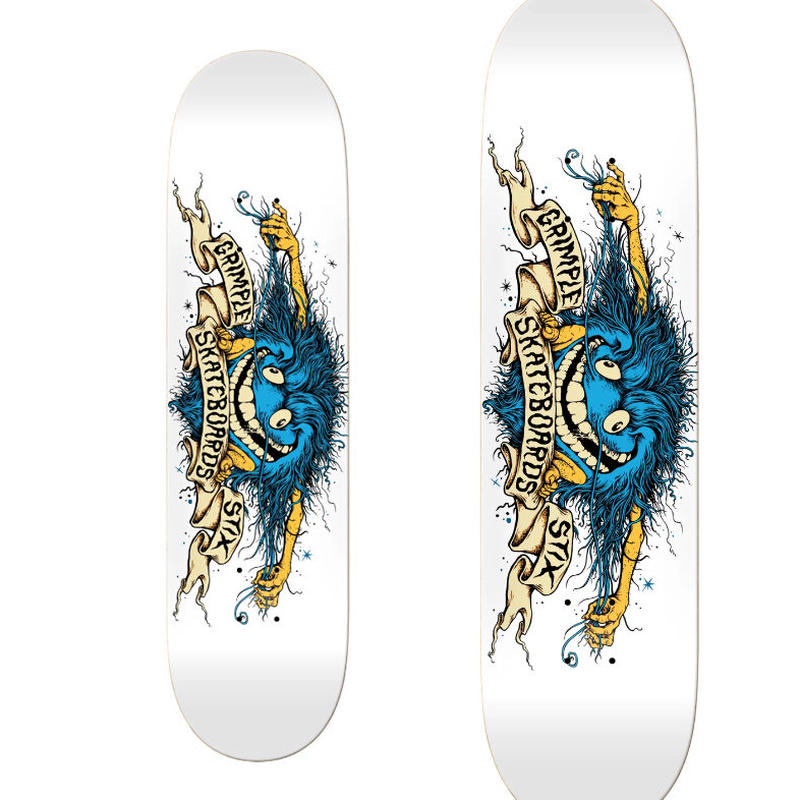 ANTI HERO GRIMPLE EAGLE TEAM COLLAB DECK (8.75 x 32.75inch)