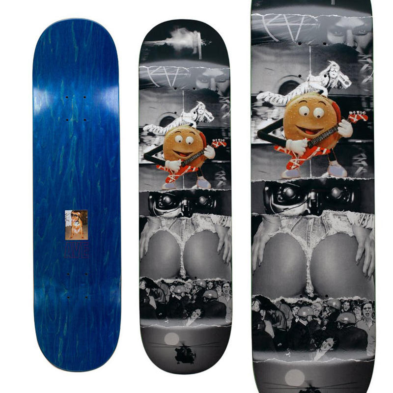 SALE! セール! FUCKING AWESOME AVE BURGER DECK  (8.25 x 31.6inch)