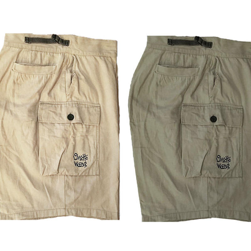 DEAR, GHETTOWEAR CARGO SHORTS