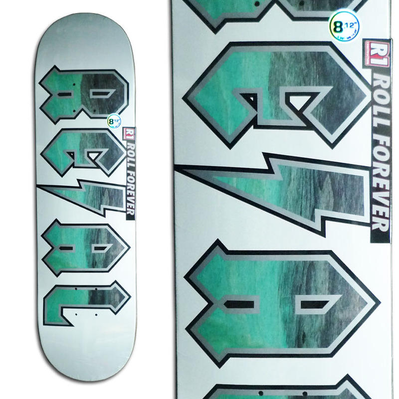 REAL DEEDS WHITE OUT DECK   (8.12 x 32inch)