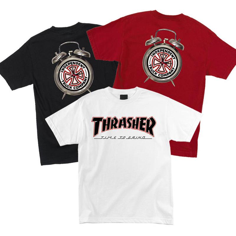 SALE!! セール! INDEPENDENT x THRASHER TTG TEE