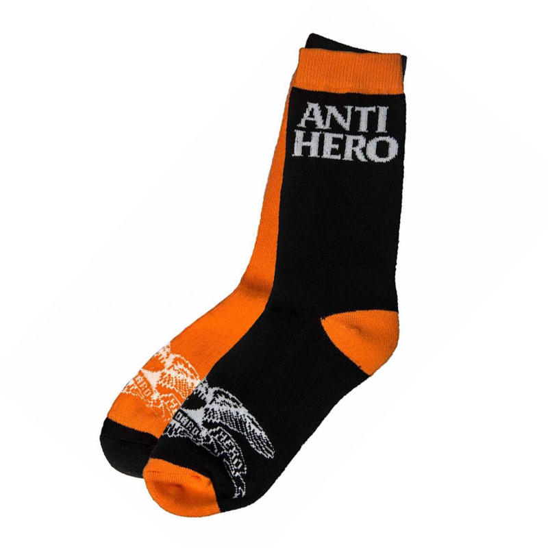 ANTI HERO EAGLE BLACKHERO SOCKS