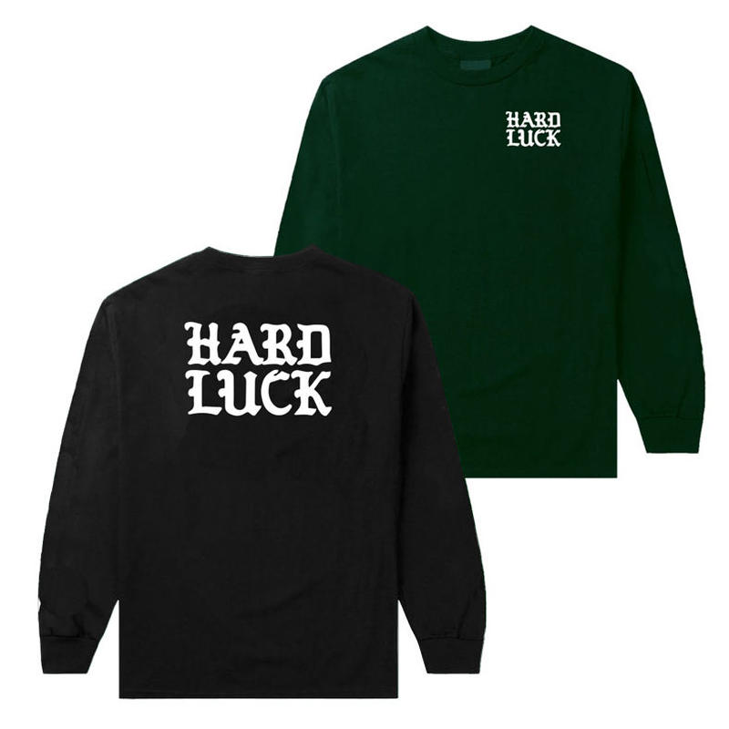HARD LUCK OLD HAND L/S TEE