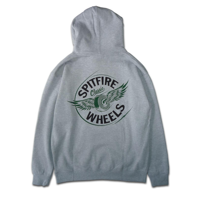 SPITFIRE FLYING CLASSIC PULLOVER HOODIE