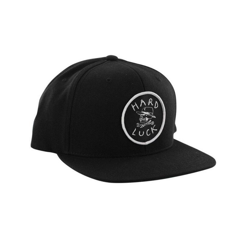 HARD LUCK OG LOGO PACTH SNAPBACK CAP