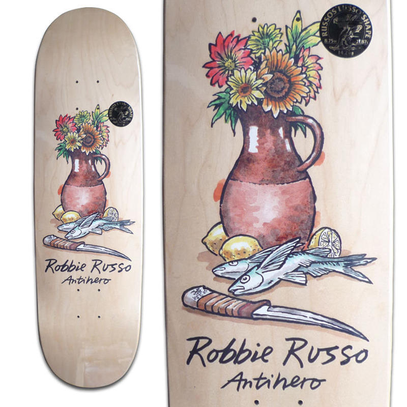 ANTI HERO ROBBIE RUSSO STILL LIFE DECK  (8.75 x 31.87inch)