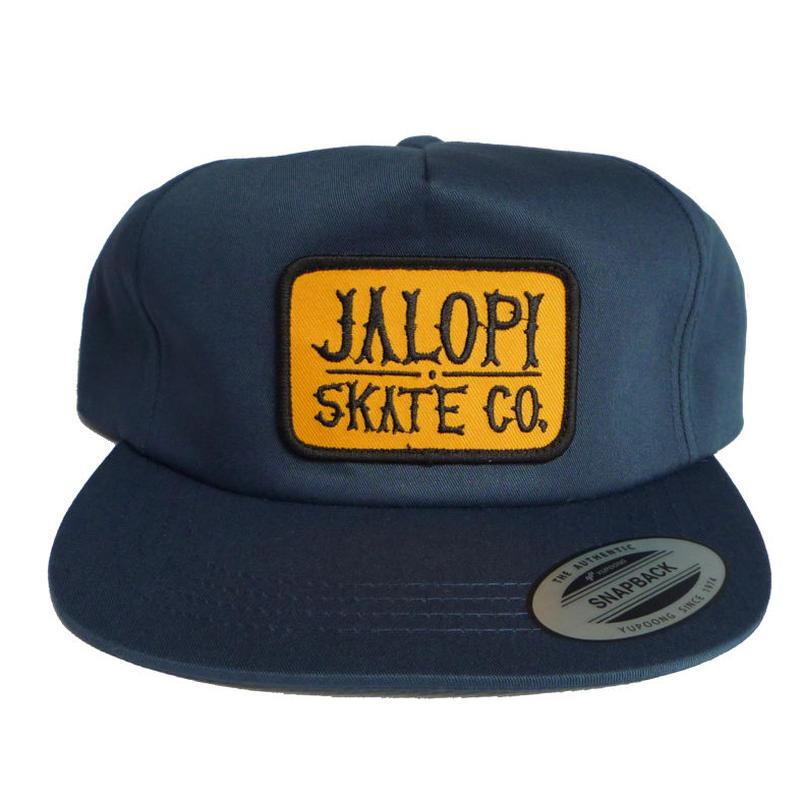 ANTI HERO JALOPI SKATE CO. SNAPBACK CAP