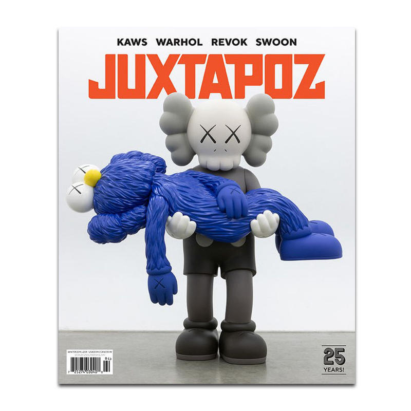 JUXTAPOZ MAGAZINE ISSUE #208 2019 WINTER