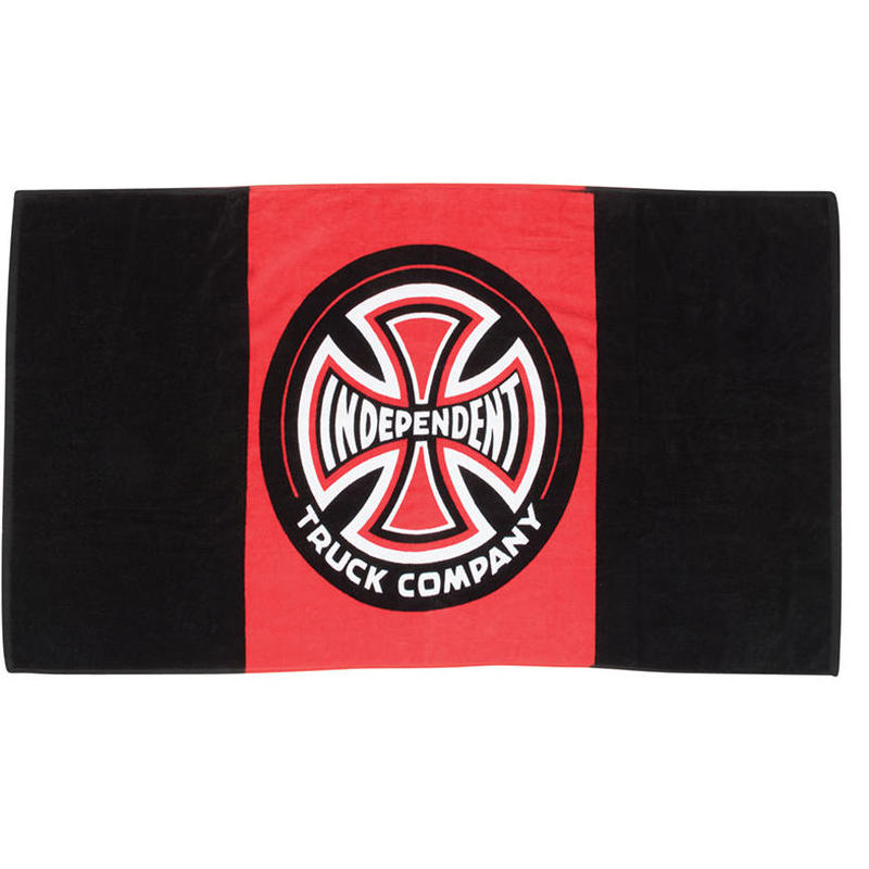INDEPENDENT BANNER TOWEL