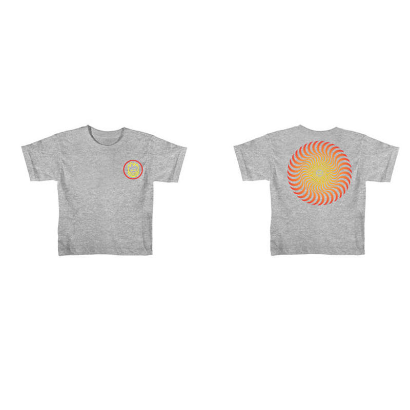 SPITFIRE CLASSIC SWIRL FADE TODDLER TEE