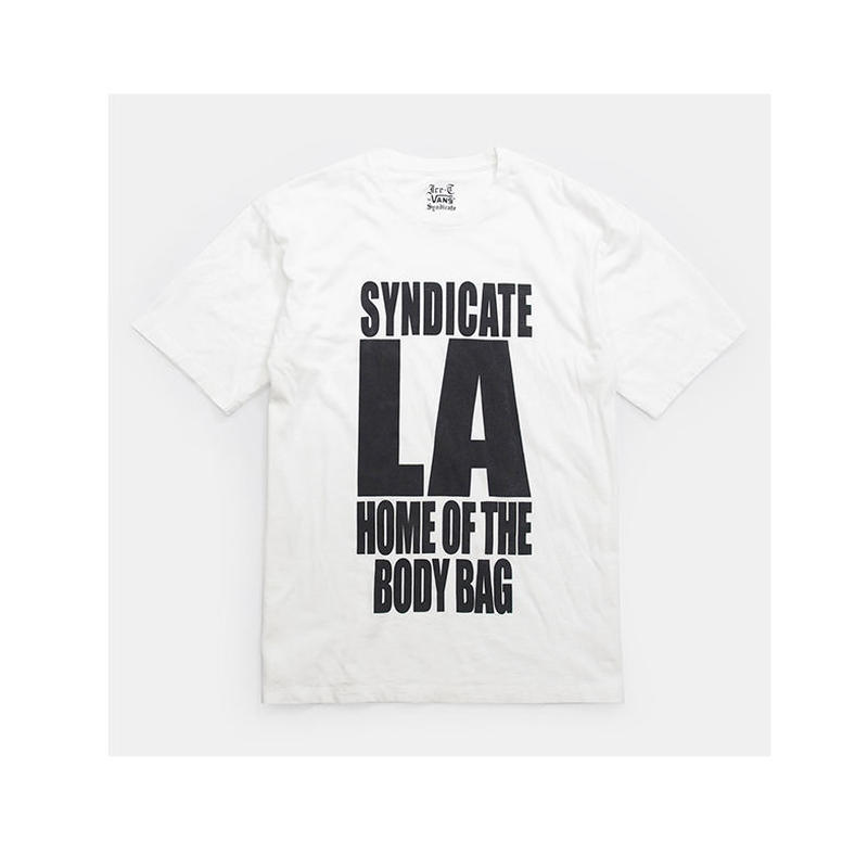 VANS SYNDICATE x ICE-T LA SYNDICATE TEE