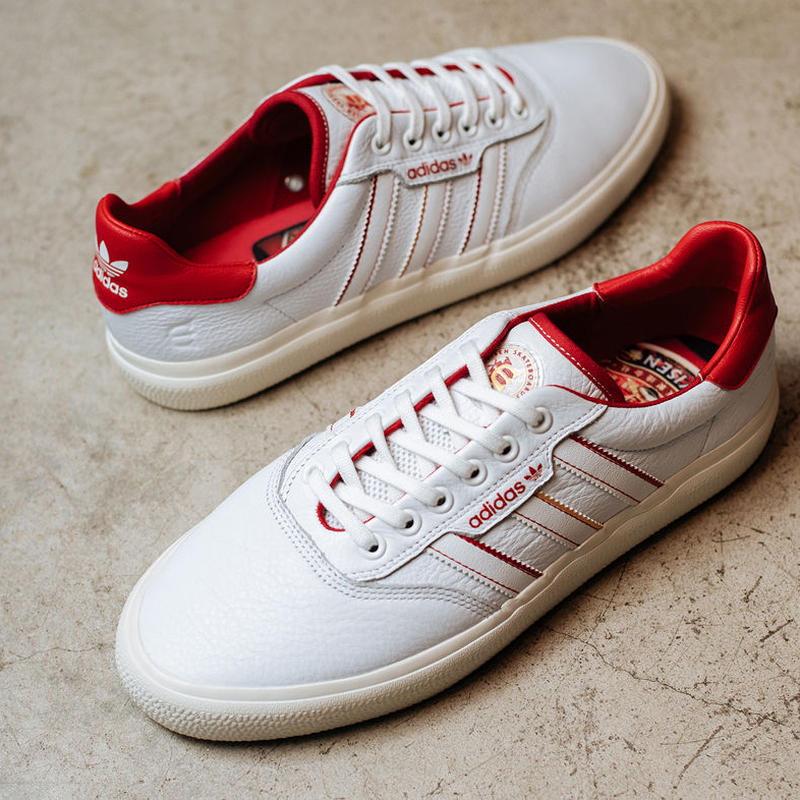 ADIDAS SKATEBOARDING  x EVISEN 3MC SHOES