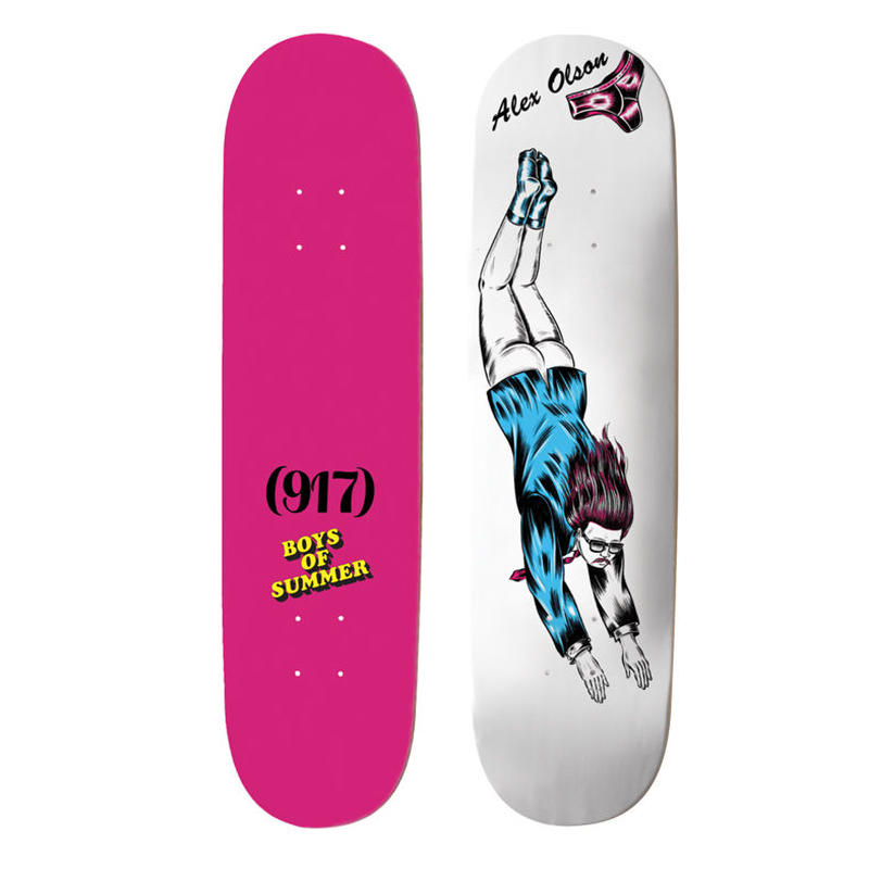 CALL ME 917 ALEX OLSON BOYS OF SUMMER DECK  (8.25 x 32.25inch)