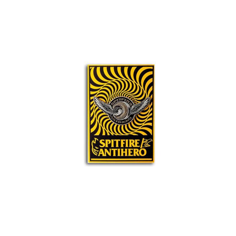 SPITFIRE  x ANTI HERO CLASSIC EAGLE LAPEL PIN