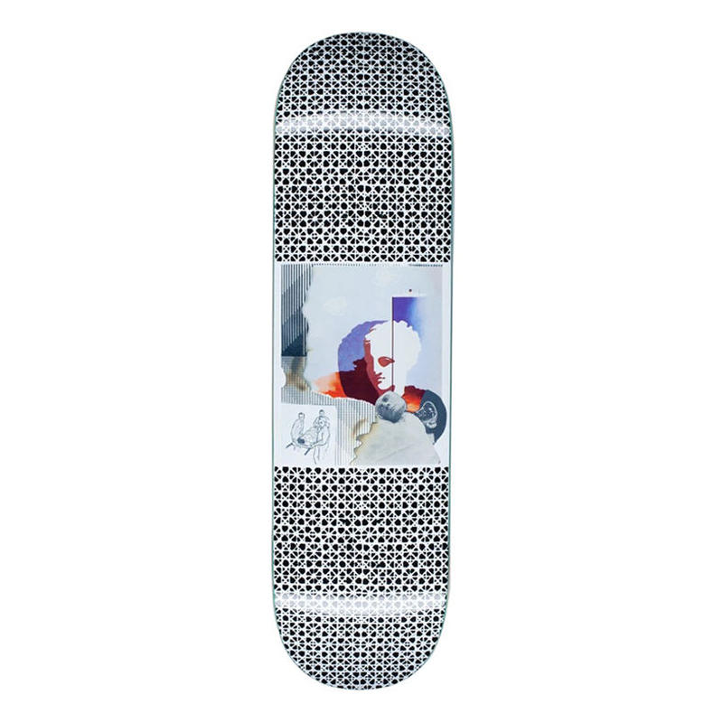 FUCKING AWESOME KEVIN TERPENING NAUTICAL ROME DECK (8.38 x 31.85inch)