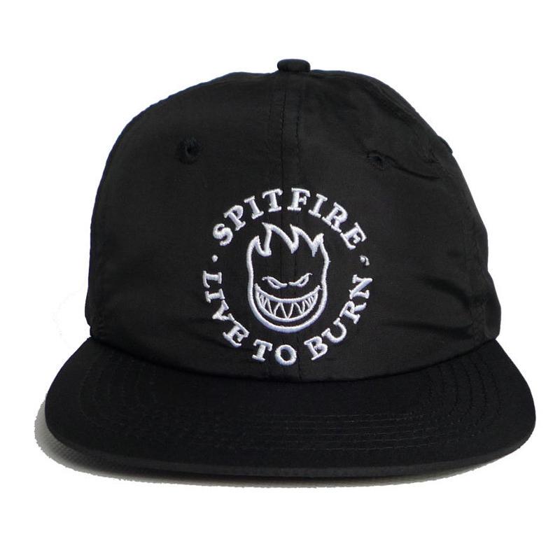 SPITFIRE LIVE TO BURN BIGHEAD STRAPBACK CAP