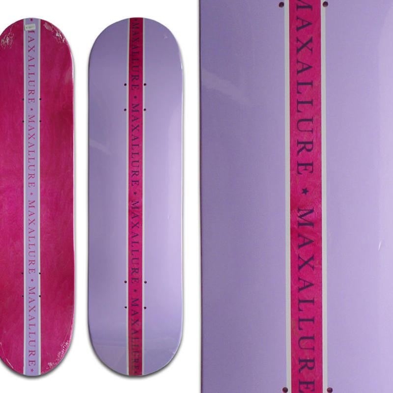 MAXALLURE  LAVENDER STARTING LINE DECK (8 x 31.6inch)