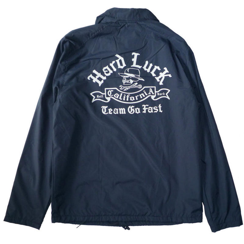 HARD LUCK VETERANO COACH JACKET