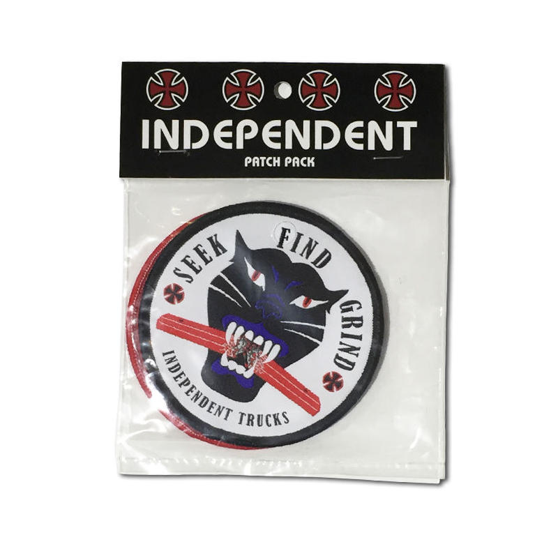 INDEPENDENT PATCH PACK