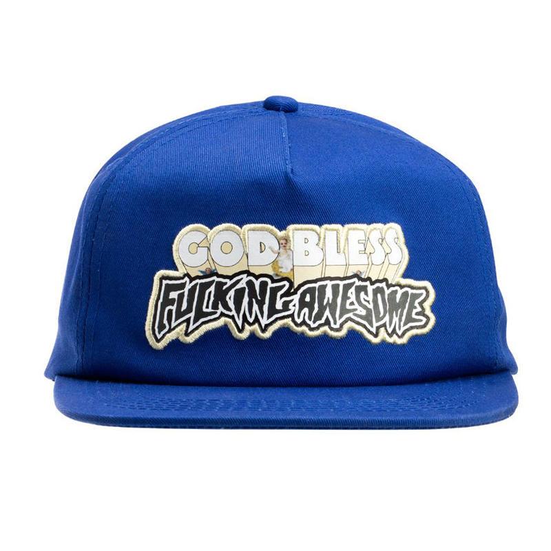 FUCKING AWESOME GOD BLESS FA CAP