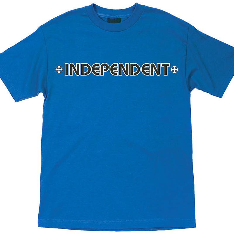 INDEPENDENT BAR / CROSS TEE