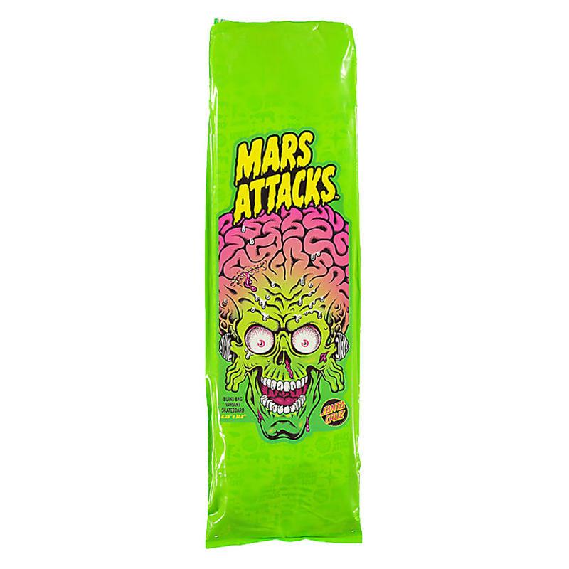 SANTA CRUZ x MARS ATTACKS BLIND BAG DECK (8.25 x 31.8inch)
