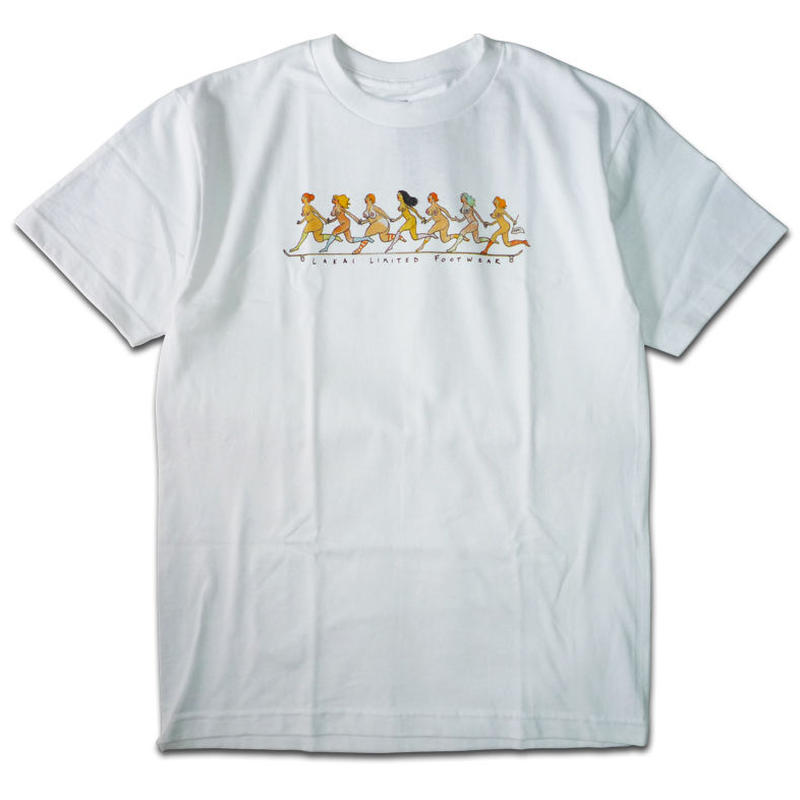 LAKAI x POROUS WALKER GIRLS TEE