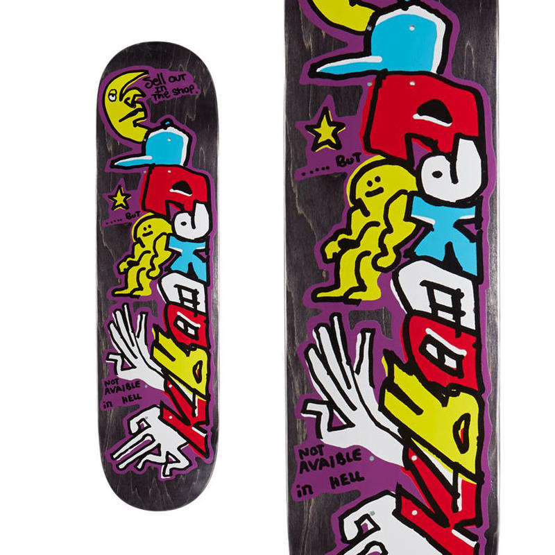 KROOKED SELL OUT DECK (8.125 x 32inch)