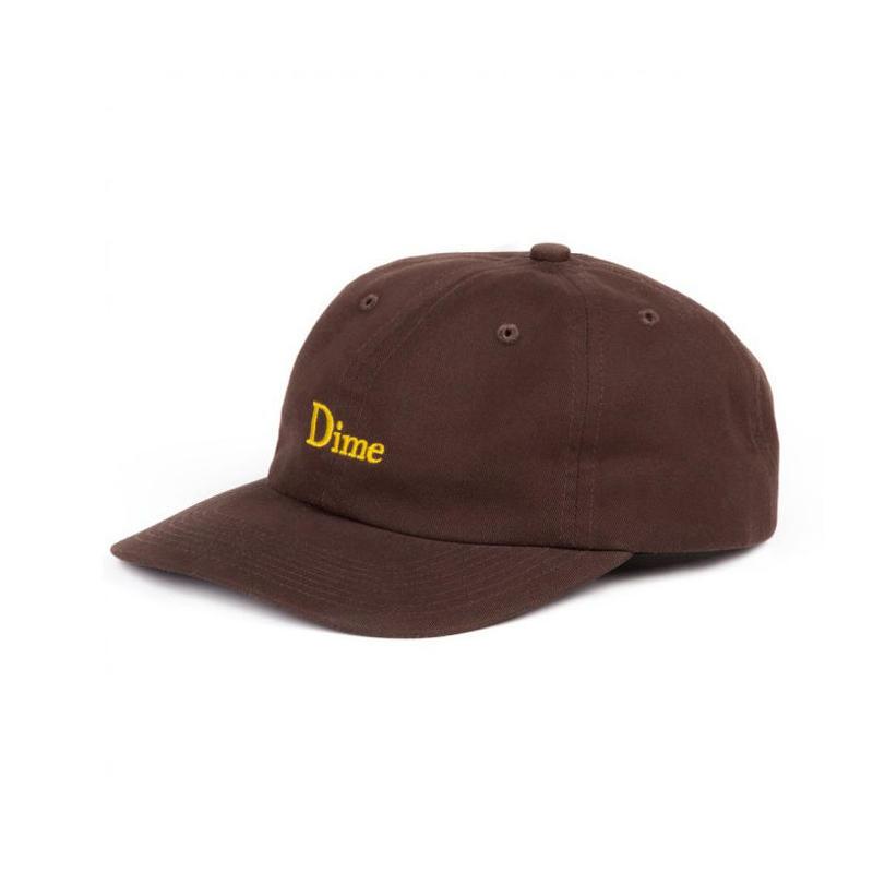 DIME CLASSIC 6PANEL CAP