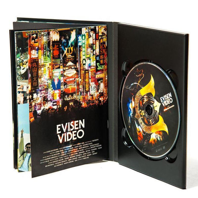 EVISEN VIDEO DVD