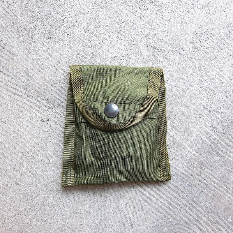U.S. MILITALY / アメリカ軍 / NYLON MINI POUCH