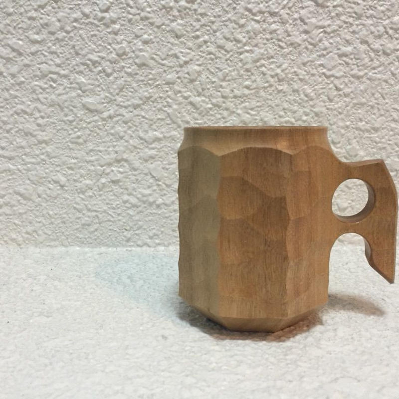 Akihiro Woodworks / JIN CUP- shizuku/ 2L