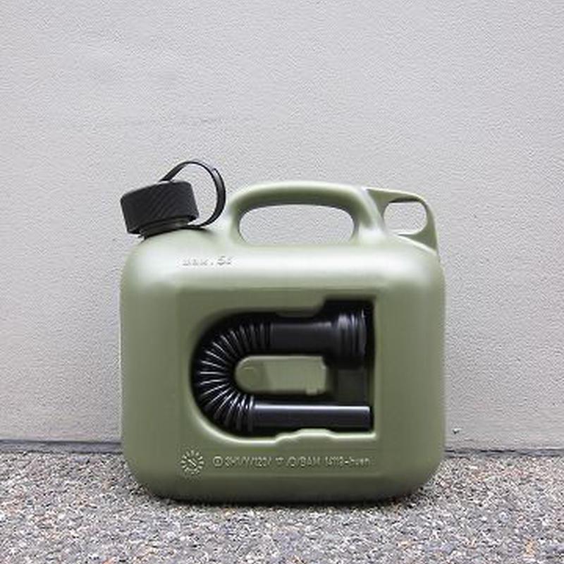 Hunersdorff / ヒューナースドルフ / Fuel Can Pro 5L