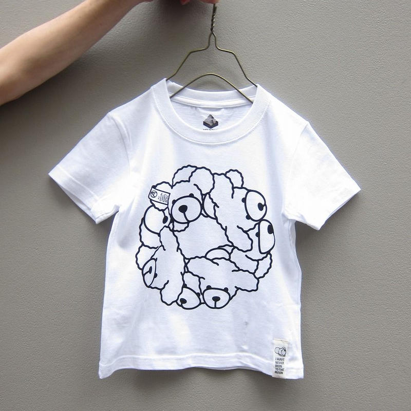 MOUNTAIN RESEARCH / マウンテンリサーチ / Kids Tee / Wreath