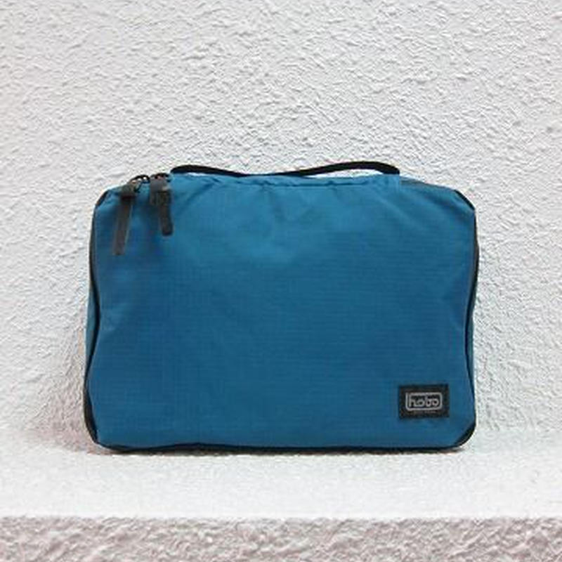 hobo / ホーボー / Polyester Ripstop Packing Case / M-Blue