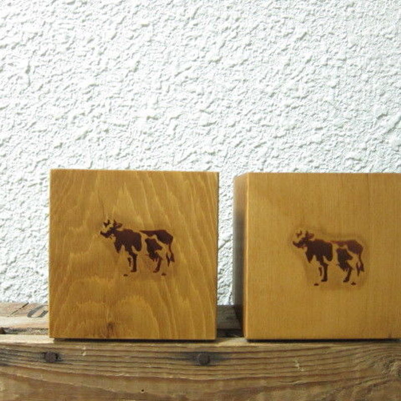 COW BOOKS / Bookends / S