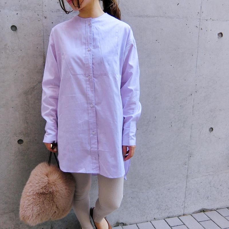 2018aw コットンドレスシャツ(1週間前後で発送予定)
