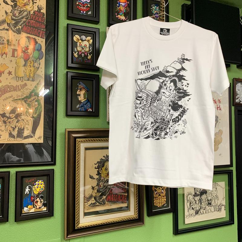 1st ANNIVERSARY limited T-shirt White