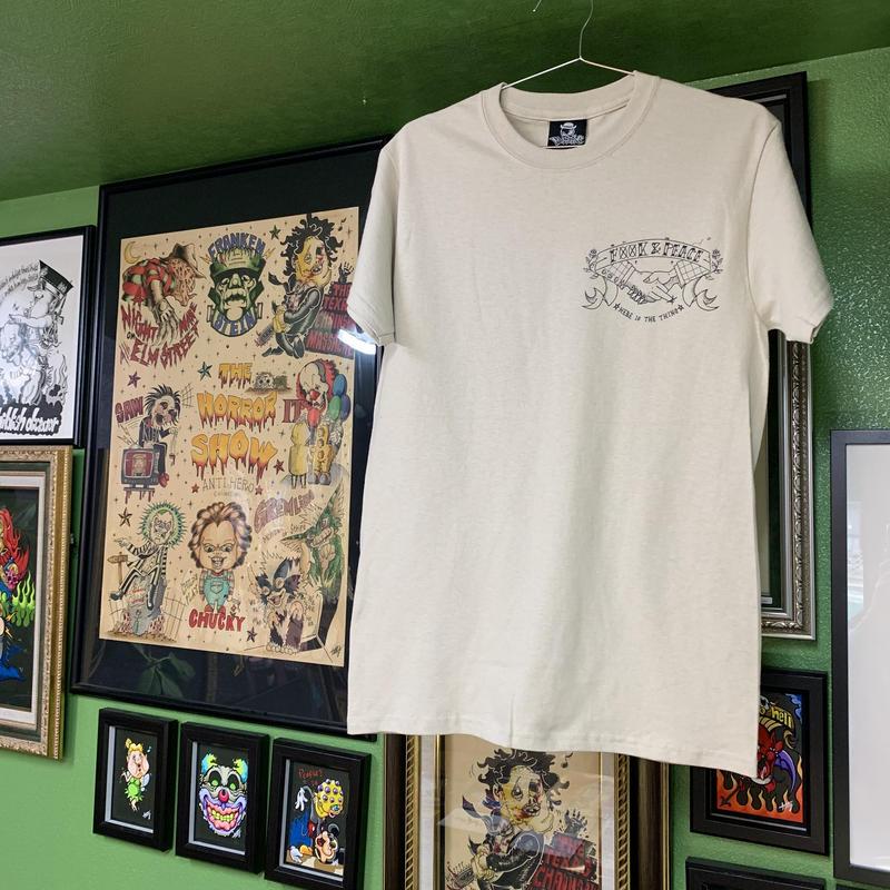 Fxxk&Peace T-shirt