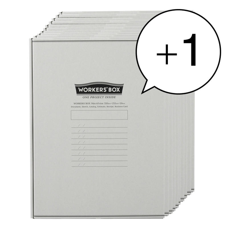 WORKERS' BOX |10+1冊
