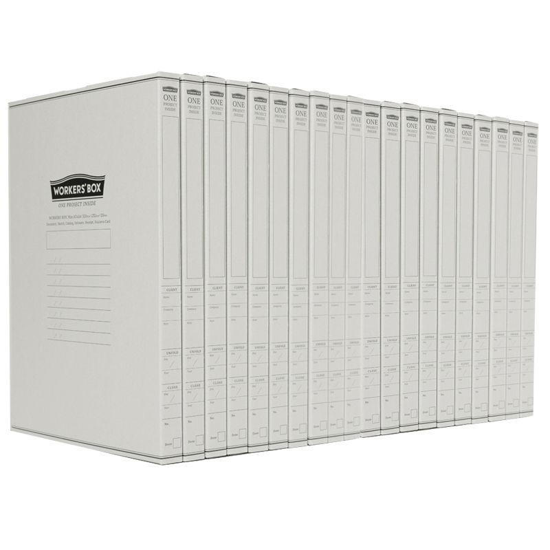 WORKERS' BOX | 20冊 + MINI 3冊